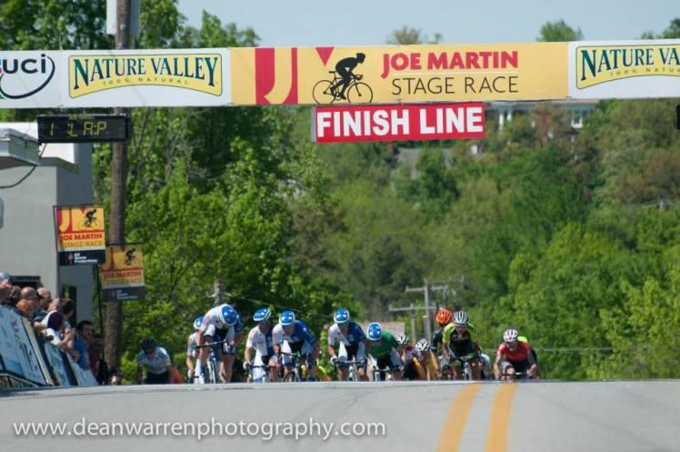 Dean Warren Photo- Last lap